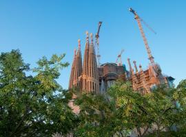 Gaudí Apartment, hotel near Sagrada Familia, Barcelona