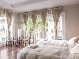 Camino B&B, отель в Барселоне, рядом находится Гора Монтжуик