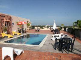 Hotel Delta, hotel near Pedra do Sal Beach, Parnaíba