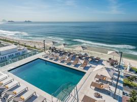 Windsor Marapendi, hotel 5 estrellas en Río de Janeiro