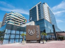 Windsor Marapendi, luxury hotel in Rio de Janeiro