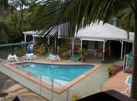 The Islands Inn Motel, hotel in Airlie Beach