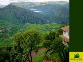 Blackberry Hills Munnar- Nature Resort & Spa, resort in Munnar