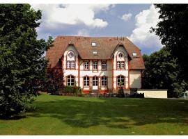 Villa Knobelsdorff, hôtel à Pasewalk