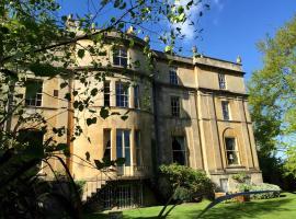 Bloomfield House, pet-friendly hotel in Bath