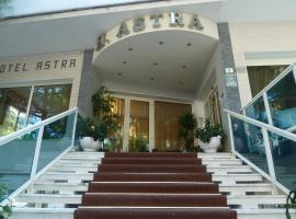 Hotel Astra, hotell i Milano Marittima