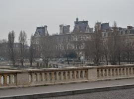 chrisev, apartment in Paris
