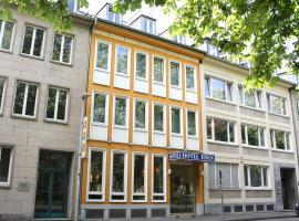 Hotel Eden - Am Hofgarten, hotel near Bonner Kuenstlerhaus, Bonn