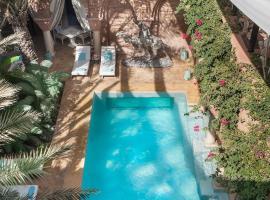 La Sultana Marrakech, hôtel à Marrakech