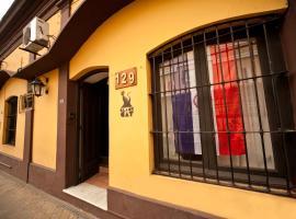Black Cat Hostel, hostel in Asunción
