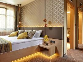 Avalon Resort & SPA, hotel Miskolctapolcán