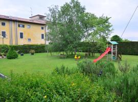 Albergo La Meridiana, hotel in Castelnuovo del Garda