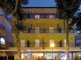 Hotel Ala, hotel near Indiana Golf, Riccione