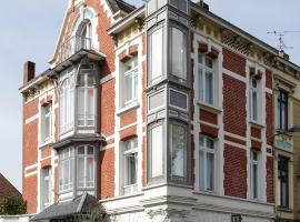 Villa Gounod, hotel near The Old Lille District, Lille
