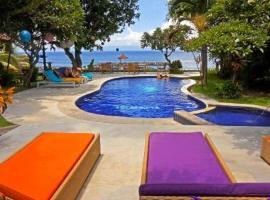 Relax Beach Resort Candidasa, hotel in Candidasa