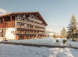 Résidence Pierre & Vacances Le Mont d'Arbois, hotel in Megève