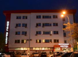 Hotel Select, hotel in Tulcea