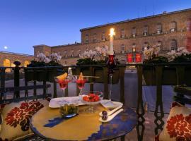 Piazza Pitti Palace - Residenza d'Epoca, hotel near Boboli Garden, Florence