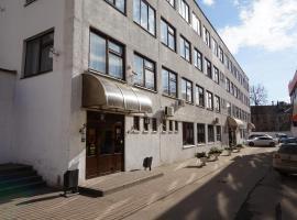 Zolotoy Telenok, отель в Витебске