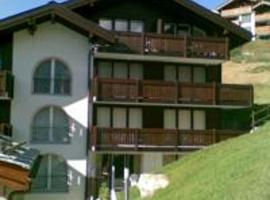 Studio Collinetta, apartment in Zermatt
