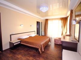 Отель «Вилла Олива», отель в Витязеве