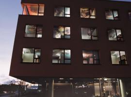 Kult Hotel, отель в Ингольштадте