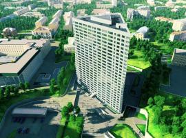 Apartments Clever House, отель в Казани, рядом находится Станция метро «Площадь Тукая»