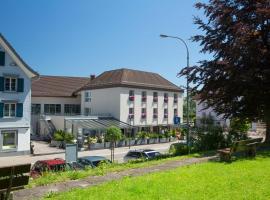 Hotel Hecht, Hotel in der Nähe vom Flughafen St. Gallen-Altenrhein - ACH,
