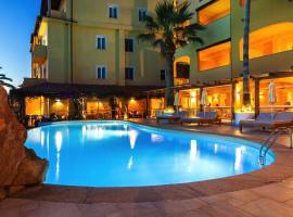 Hotel Villa Margherita, hotel en Golfo Aranci
