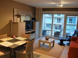 Residentie Hof van Vlaanderen, accessible hotel in Nieuwpoort