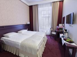 The Bridge Hotel, hotel near Palace Square, Saint Petersburg