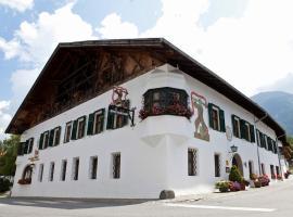 "Landgasthof ""Wilder Mann"", hotel din Innsbruck"