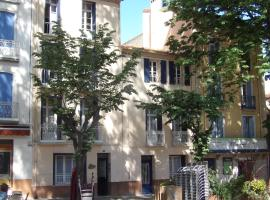 Poppys, hotel in Céret