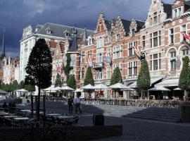 Hotel Malon, hotel in Leuven