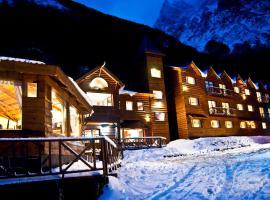 Bagu Ushuaia Hotel, hotel in Ushuaia