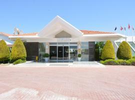 Tripolis Hotel, отель в Памуккале