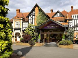 Chesford Grange - QHotels, hotel in Kenilworth