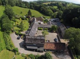 Budleigh Farm Cottages, hotel in Moretonhampstead