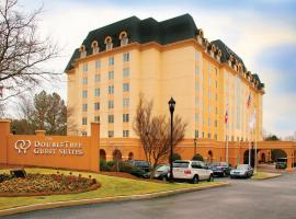 DoubleTree Suites by Hilton Atlanta-Galleria, hotel in Atlanta