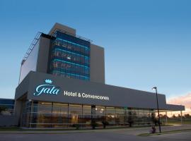 Gala Hotel y Convenciones, hotel in Resistencia