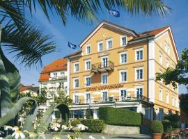 Hotel Reutemann-Seegarten, Hotel in Lindau