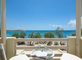 Angel Suites, B&B in Agia Anna Naxos