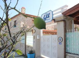 Alacatı Leylak Hotel, отель в городе Алачаты
