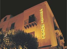 Cassisi Hotel, hotel a Milazzo