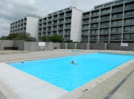 Nautilus, hotel with pools in Nieuwpoort