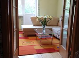 Harmony Life Two-room apartment in Riga, hotel near Mezaparks Recreation Park, Riga