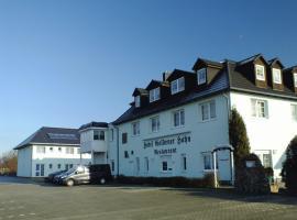Hotel Gasthof Goldener Hahn, hôtel à Francfort-sur-l'Oder