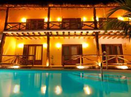 Casa Iguana Holbox - Beachfront Hotel, hotel in Holbox Island