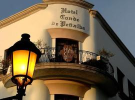 Hotel Conde de Penalba, hotel in Santo Domingo