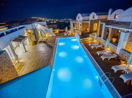 Nautilus Dome, hotel a Firà